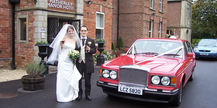 Bentley Eight Wedding Car HIre