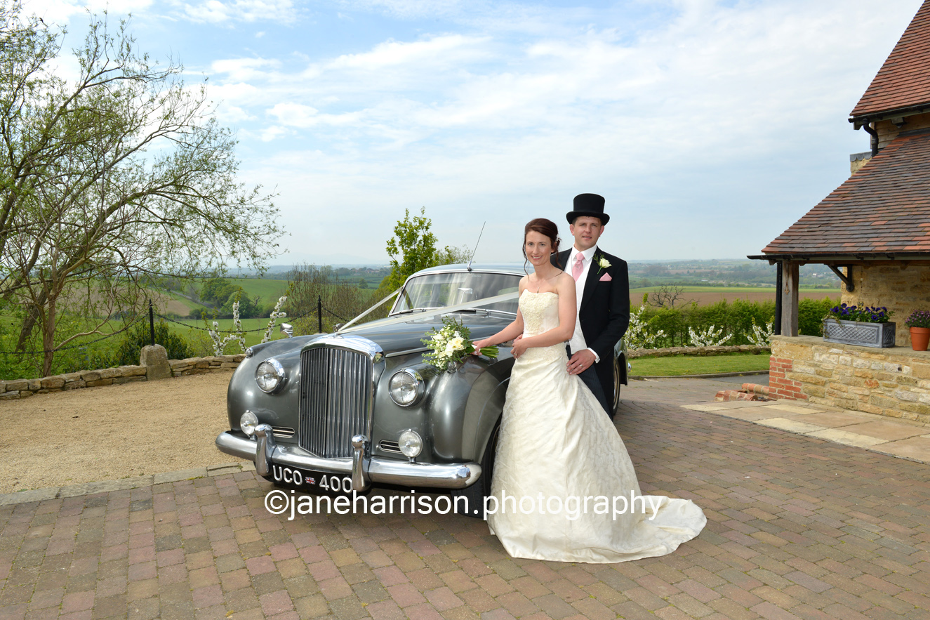 Classic Wedding Car Hire Worcestershire