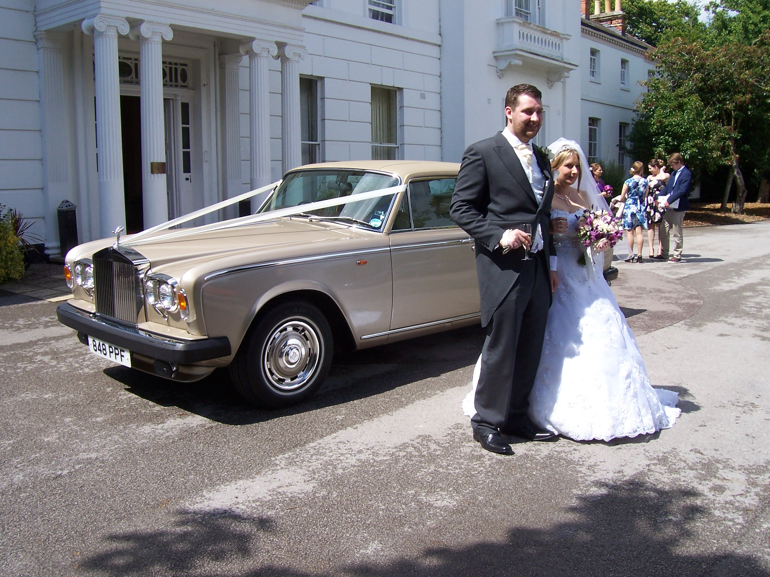 Wedding Car Hire In Gloucester Herefordshire Worcestershire